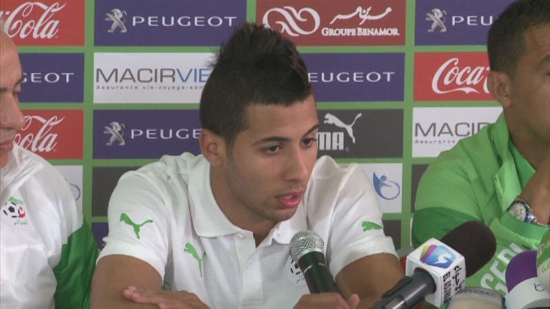Algerije legt druk bij Rode Duivels