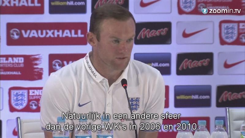 Rooney: 'Italië moet ongerust zijn'