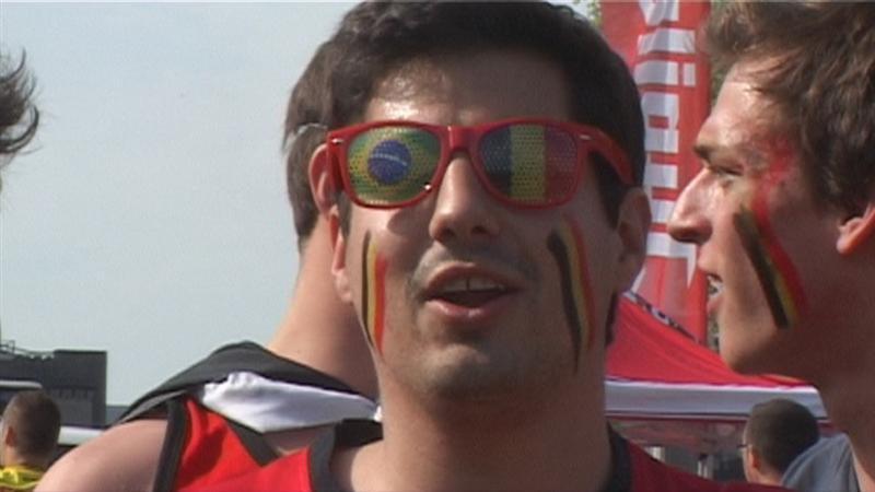 'België wordt wereldkampioen'