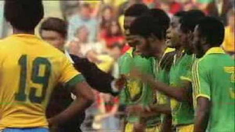 Exact 40 jaar geleden gebeurde dit op het WK...