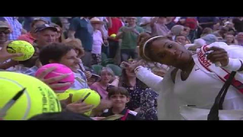 Serena's selfie & de selfiequiz!