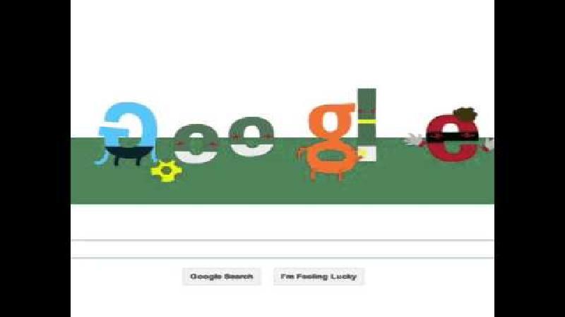 Google lacht met Robben