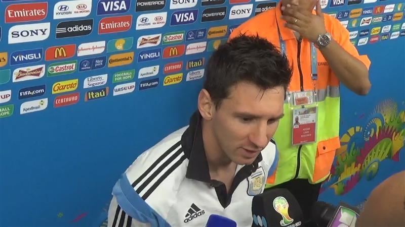 Messi: 'Beste speler? Niet belangrijk'