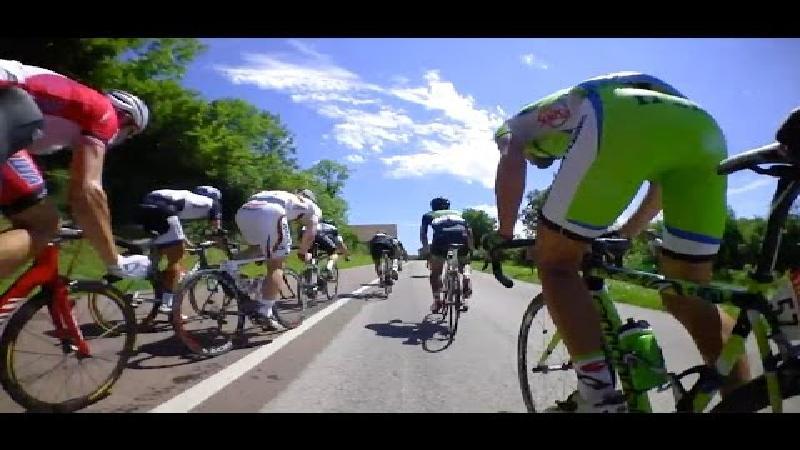 Op de fiets met Orica-GreenEdge