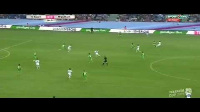 Hazard en Daems zien sensationeel doelpunt Lewandowski