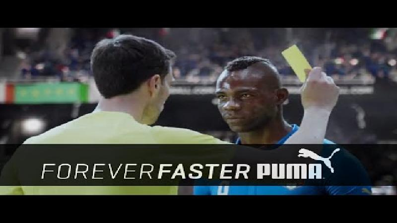 Puma introduceert Forever Faster