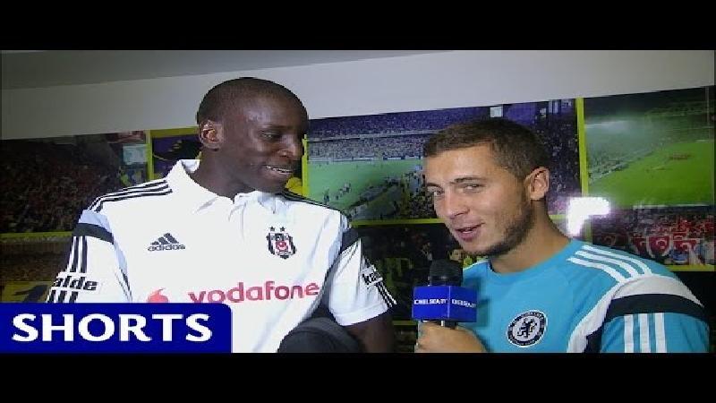 Hazard interviewt ex-ploegmaat