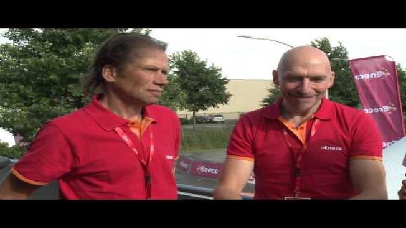 Dierckxsens: 'Om duimen en vingers van af te likken'