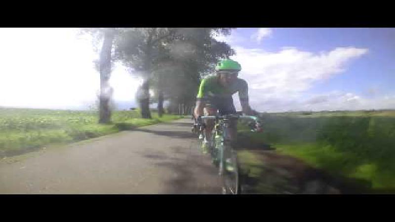 Met de bike cam in het spoor van Boom