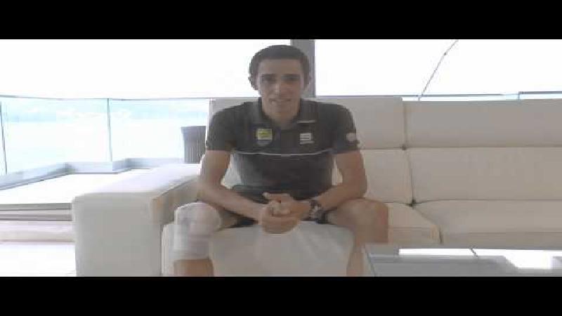 Contador heeft goed nieuws
