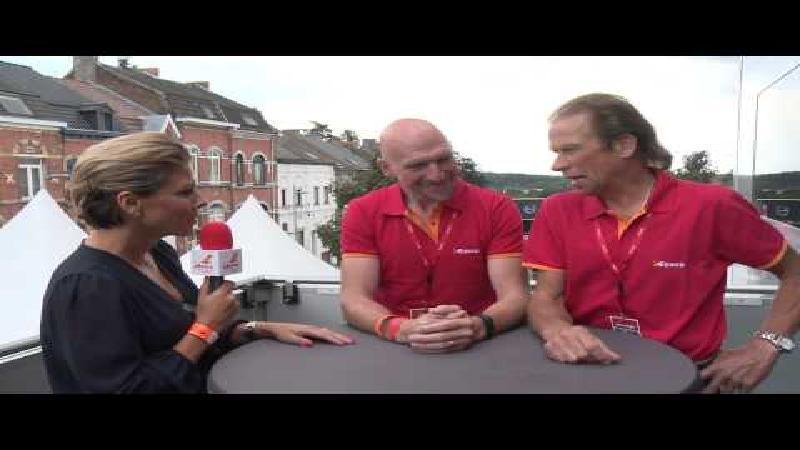 Dierckxsens: 'Chapeau voor Van Avermaet'