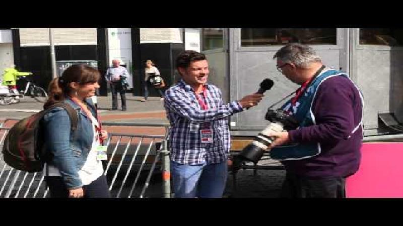 Eneco Tour #wielerwens: Mee met fotograaf Cor Vos
