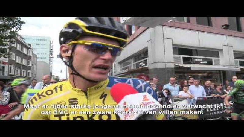 Gilbert: 'Dumoulin n'a pas une équipe très forte'