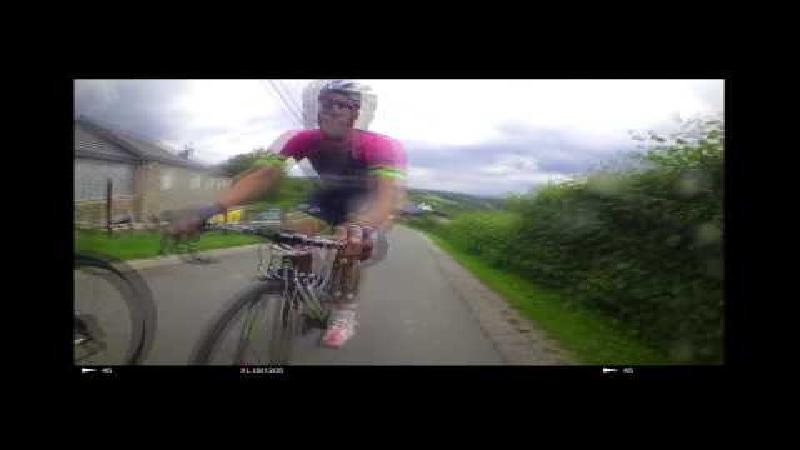 De leukste bike cam beelden van rit 6