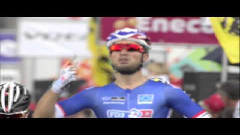 Le meilleur de l'Eneco Tour 2014
