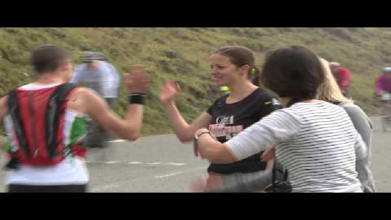 Lopers bedwingen Col du Tourmalet