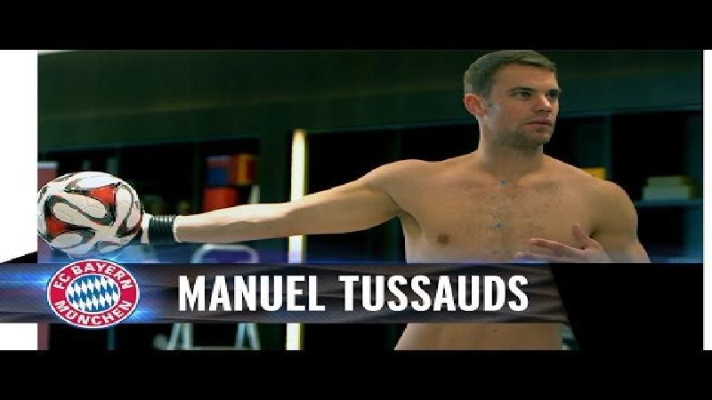 Manuel Tussauds