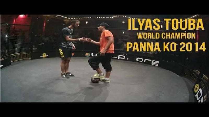 Belg is wereldkampioen Panna