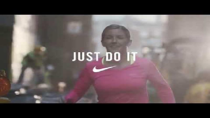 Nieuwe Just do it-campagne richt zich op vrouwen