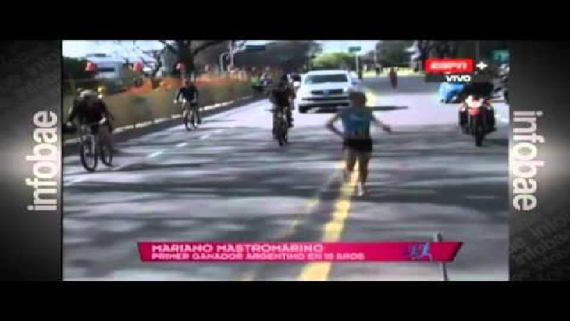 'Indringer' wint Buenos Aires Marathon