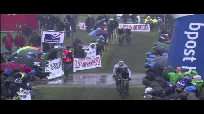 2013: Nys wint na spannende cross in Loenhout