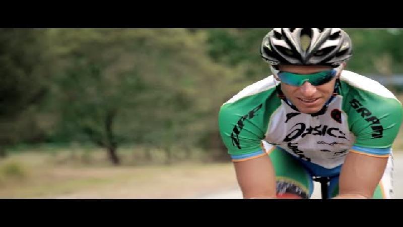 Een dag uit het leven een wereldkampioen Ironman