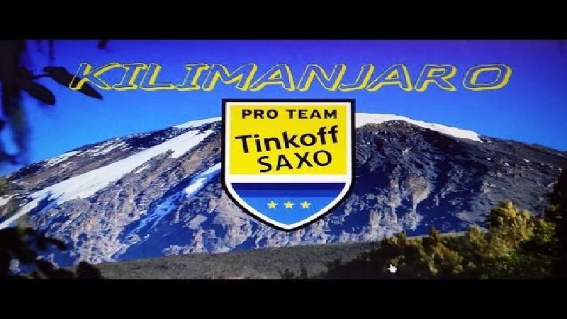 Expeditie Kilimanjaro met Tinkoff-Saxo (VIDEO)