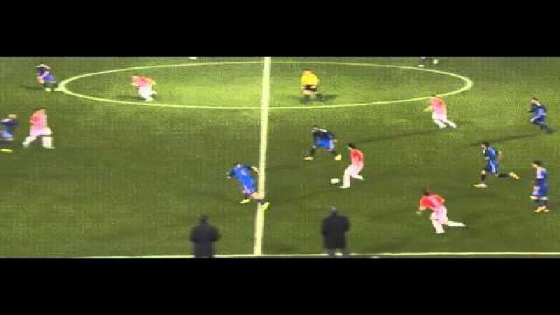 Auch, Messi wordt gepoort tegen Kroatië