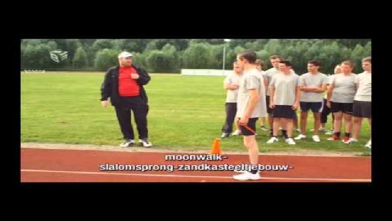 Wat als atletiek vergezocht was?
