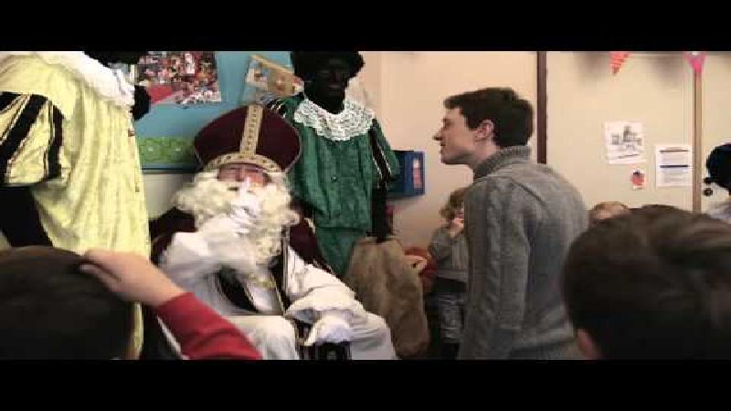 De Sint verrast Broeckx (VIDEO)