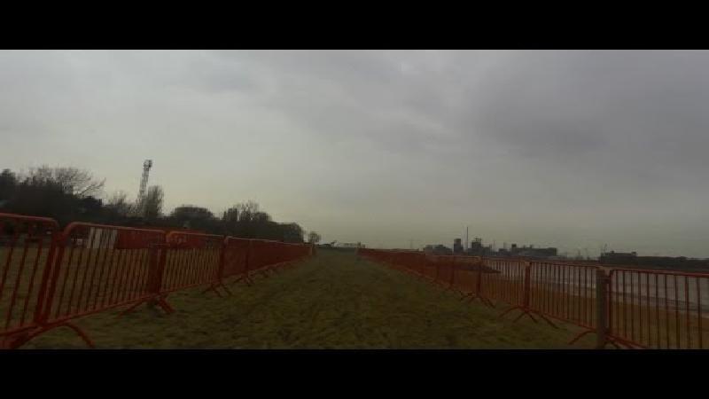 Vervecken verkent parcours Scheldecross (VIDEO)