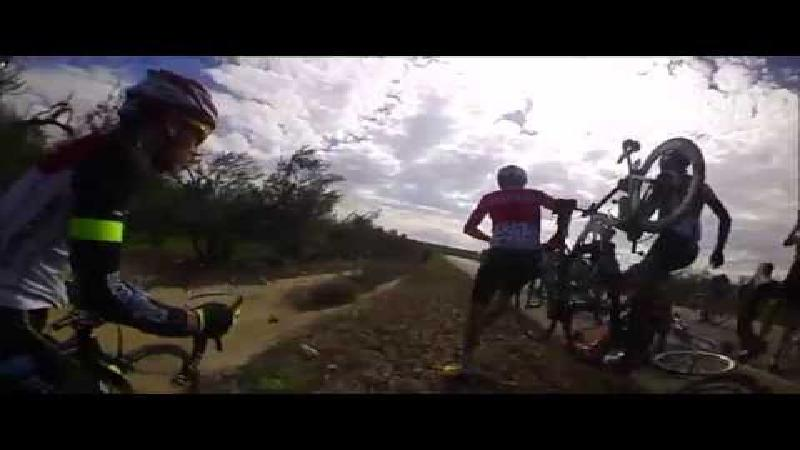 Slagveld in de Ruta del Sol (VIDEO)