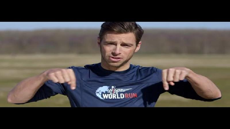 Louis Talpe daagt je uit! (VIDEO)