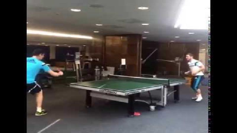 Eden en Thibaut Saive! (VIDEO)