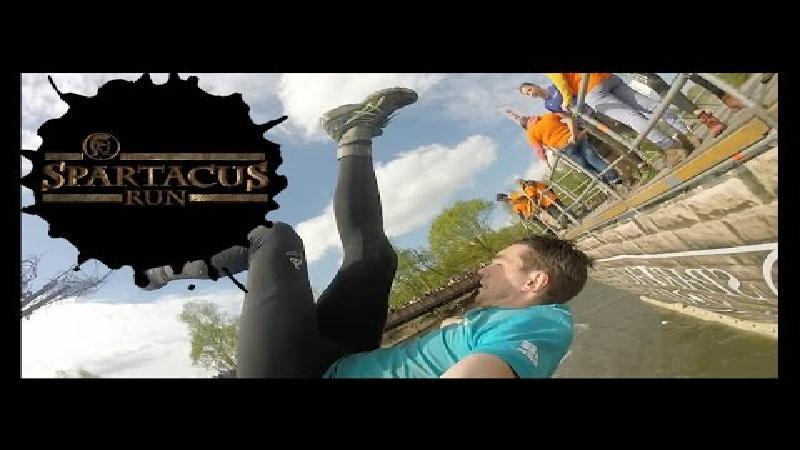 De Spartacus Run door de ogen van een deelnemer (VIDEO)