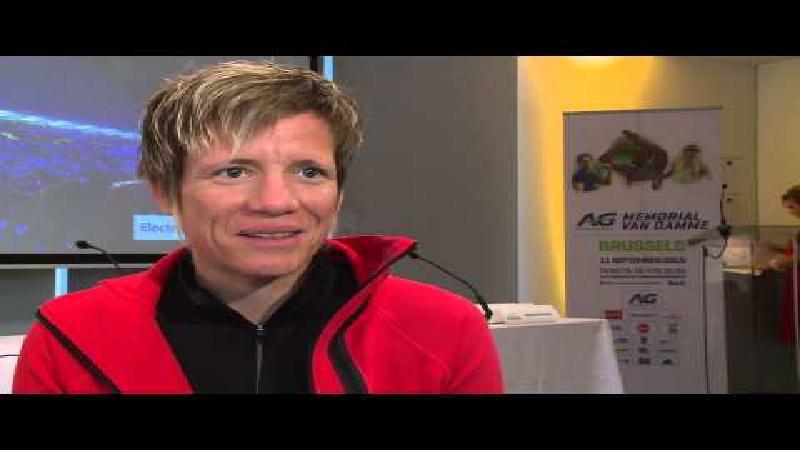 Marieke Vervoort en Wilfried Meert aan het woord