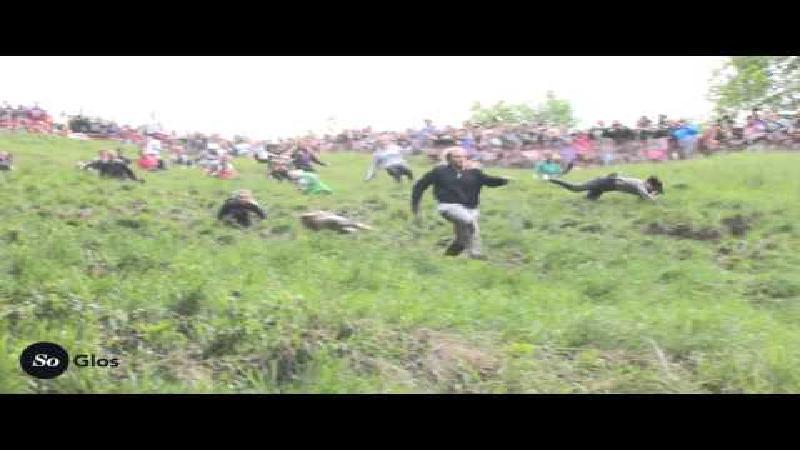 Loop eens een bol kaas achterna (VIDEO)