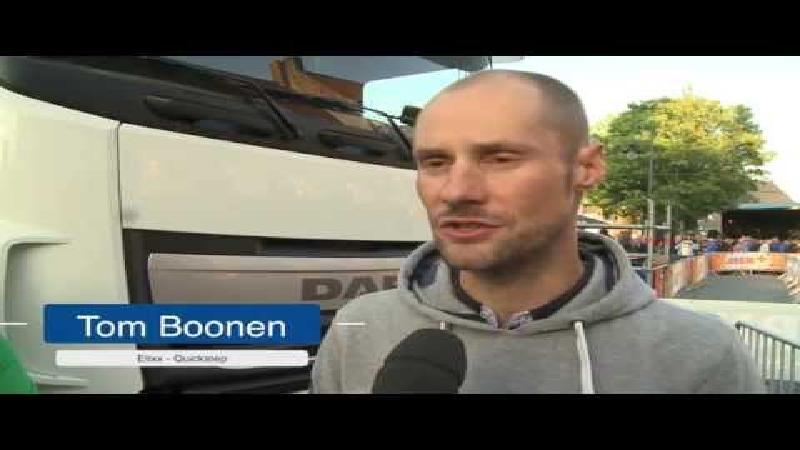 Boonen, Van Avermaet en Bennoot enthousiast onthaald