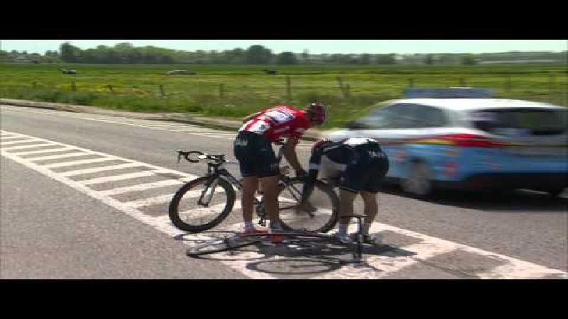 Boonen volgt zichzelf op in Knokke-Heist