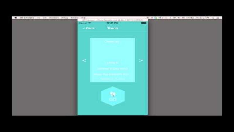 Trace stippelt route uit op basis van tekening (VIDEO)