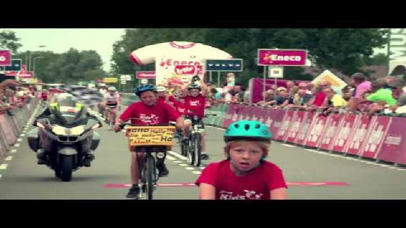 Videoverslag Eneco Kids Ride