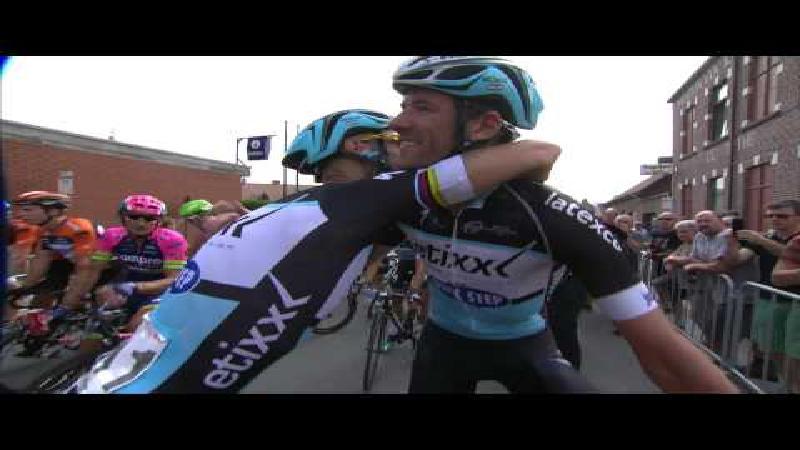 Boonen: 'Nooit getwijfeld aan mijn sprint'