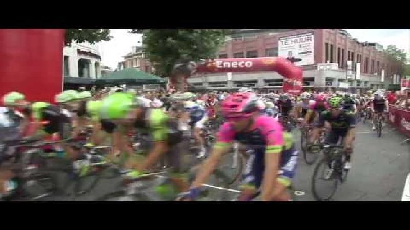 Wellens grijpt de macht in Eneco Tour (VIDEO)