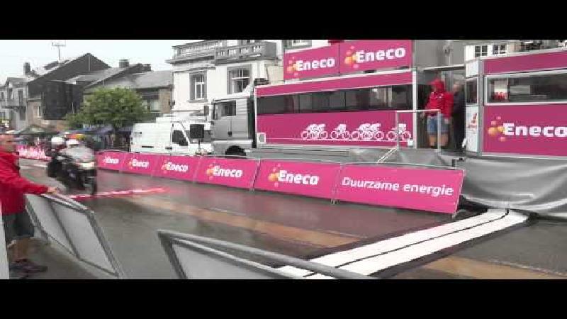 Volg de Eneco Tour in het spoor van Miss Eneco