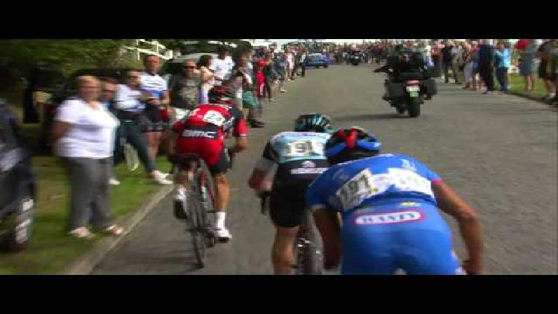 Eneco Tour: Highlights final stage