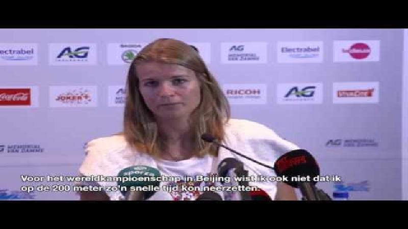 Schippers: 'Mezelf opnieuw verbazen in Brussel'