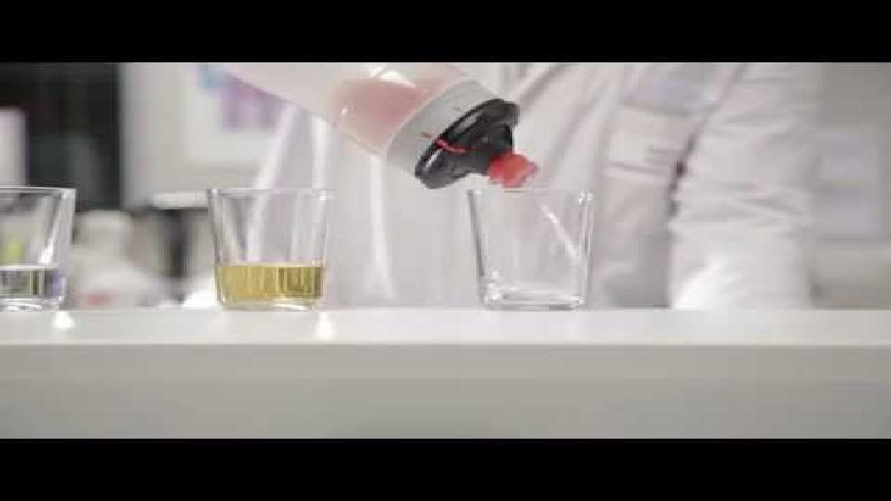 Met deze bidon kies je tussen water en sportdrank (VIDEO)