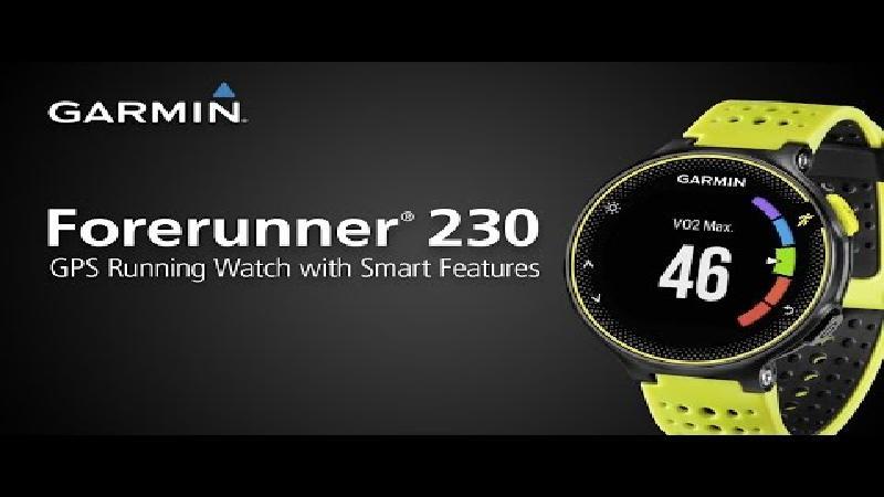 Garmin lanceert 'slimme' GPS-horloge (video)