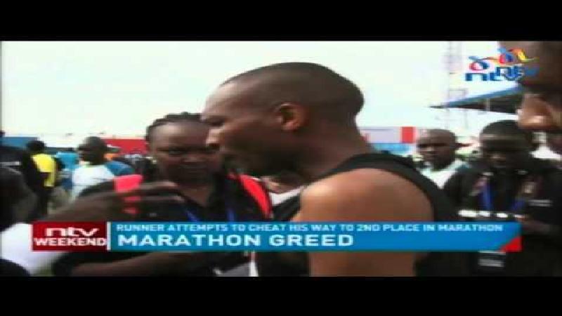 Keniaan gearresteerd na fraude op marathon