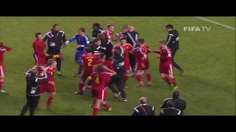 Jonge Duivels bereiken historische halve finale! (VIDEO)